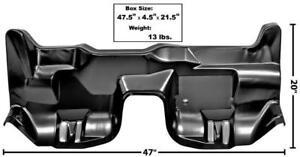 1975-81 Pontiac Firebird, Trans AM Rear Floor/Transition Pan New