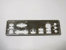 I//O Shield For backplate GIGABYTE GA-P55M-UD2 Motherboard Backplate IO