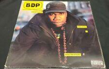 Boogie Down Productions Edutainment Vinyl enterTAINMENT