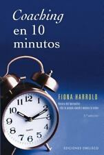 NEW - Coaching en 10 minutos (Exito) (Spanish Edition) by Fiona Harrold
