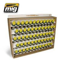 AMMO of Mig Jimenez 17ml Paint Jars Storage System (60 cans)