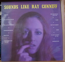 SOUNDS LIKE CONNIFF CHEESECAKE COVER UK PRESS LP HERON 1970