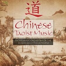 Taoist Music Orchestra Of The - Chinese Taoist Music [CD]