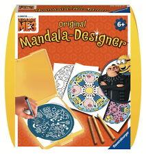 Ravensburger Creation Mandala Designer Mini Ich Einfach unverbesserlich 3 29995