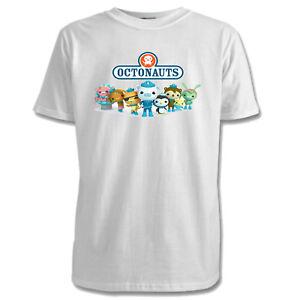 Octonauts Childrens T-Shirt  - Sizes 1-15 Yrs