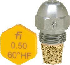 Fluidics Öldüse 0,50/60° HF Hohlkegel die Düse mit sternförmigem Primärfilter