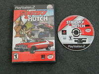 Starsky & Hutch (Sony PlayStation 2, 2003) Disc, Case - No Book - Tested