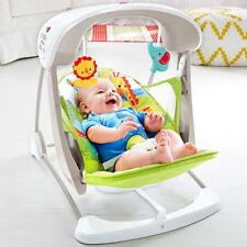 Fisher-Price: Elektrische Automatik Babyschaukel CCN92/CJV02 Musik Vibration Neu