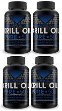 4 Absonutrix Krill Oil Pure 500mg