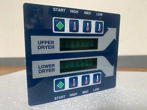 Dexter Stack Board 120 V   9857-198-001    One-Year Warranty !!!