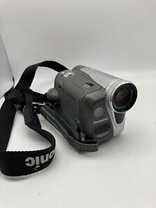 Panasonic PV-GS31 MiniDv Mini Dv Camera Camcorder 2 Batteries Charger