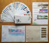 CHINA 2019-1 ~ 2019-31 Full FDC Whole Year of PIG stamps Total 63 FDC