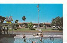 America Postcard - La Siesta Motel - Miracle Mile - Tucson - Arizona - Ref 2316