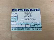 Madonna Detroit Cobo Arena May 25, 1985 Virgin Concert Tour Vintage Ticket Stub