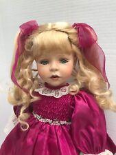 """Marie Osmand 24""""Helena Doll NIB (AE)"""
