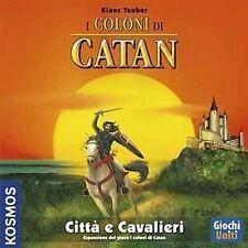 I Coloni di Catan: Città e Cavalieri - Espansione - Ita