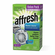 Affresh Washer Cleaner Laundry Supplies Home Kitchen Kit Set Washing Machine
