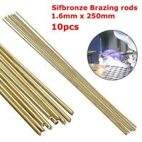 Easy Melt Welding Brazing Rod Golden High Quality Rods Low Temperature