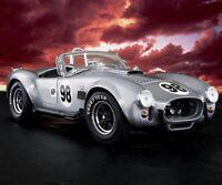 1966 Ford Shelby Cobra Race Model Sports Car LeMans Carousel SL1 24 1 18 1 12