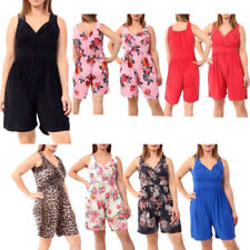 Strappy, Spaghetti Strap Jumpsuit Plus Size Jumpsuits & Playsuits for Women
