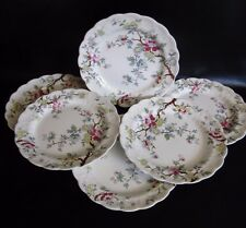 """ANTIQUE BOOTHS CHINESE TREE  - 6 X 10.5"""" DINNER PLATES"""