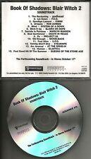 TONY IOMMI System of a Down MARILYN MANSON Rob Zombie ADV PROMO CD Black Sabbath