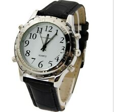 English Talking Watch Stainless Steel For Blind Or Visually Impaired