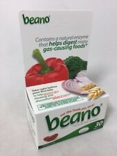 Beano Food Enzyme Dietary Supplement Tablets, 30ct 042037103040S345