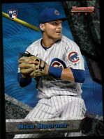 2020 Topps Throwback Thursday Baseball #41 Nico Hoerner RC Rookie Chicago Cubs