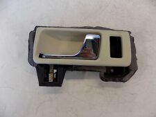 LEFT REAR DOOR INTERIOR HANDLE ALR2613 OEM LAND ROVER Range Rover 1999 - 2002