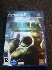 The Hulk (Sony PlayStation 2, 2003) PS2 Complete with manual