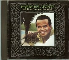 HARRY BELAFONTE - ALL TIME GREATEST HITS VOL.1 - CD - USED