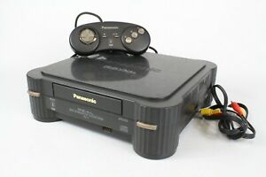 3DO REAL FZ-1 Console System Panasonic Used Work Tested japan game