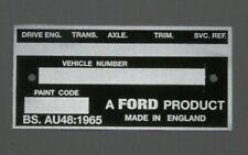 FORD Cortina Mk3 1970-76 Arrière X-Membre de frein Tuyau de 1.3, 1.6, 2.0 x1