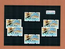 NEUER ATM-Tastensatz 2 MIT €URO blauer Ersteinsatz-Vollst. 60-450 6 W. Nr. 8 RRR