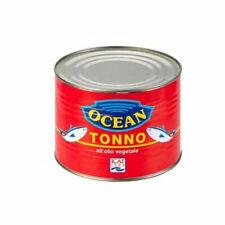 SCATOLETTA OCEAN TONNO OLIO DI SEMI VEGETALE SCATOLA 1,7 KG RISTORANTE FOOD