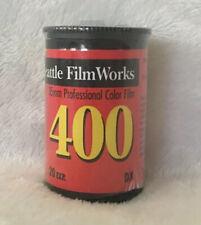 NEW Seattle Filmworks 400 ISO 20 Exp 03/2000 Vintage Roll Film
