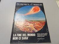 La Domingo De Corriere 21 Agosto 1966 - La Fina De Mundo No Ci Será Etc