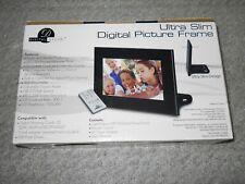 "Digital Decor 7"" Ultra Slim digital picture frame DPF710, NEW"