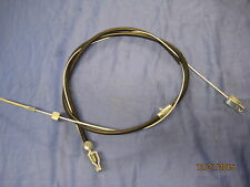 MGB  ROADSTER  HANDBRAKE CABLE STEEL WHEEL  BANJO AXLE 1962-1966 AHH5227 ***