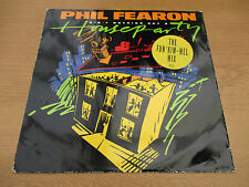 """Phil Fearon – Ain't Nothing But A House Party  Vinyl 12"""" UK 1986 ENSIGN - PFR 2"""