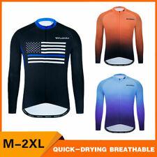 2020 Mens team Cycling Jerseys Cycling Long Sleeve Jerseys Bicycle Jackets