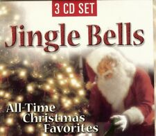 Jingle Bells - All Time Christmas Favorites - 3 CDs - USED
