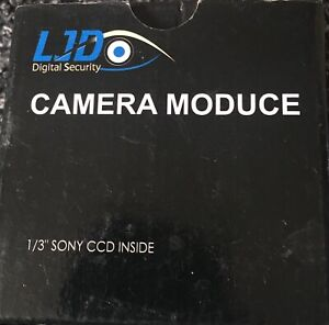 LJD DIGITAL SECURITY Colour CCTV CAMERA-MODUCE ; SK-M400XP/SO -  NEW BOXED *PAL*