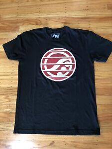 Shoyoroll Red Logo T-Shirt Black Medium A&P NO RESERVE BJJ