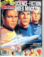 Starlog Science Fiction Video Magazine # 2 Star Trek Animated Buck Rogers 1990