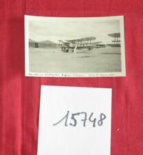 N°15748 / photo d'amateur aérodrome D'Heliopolis équipe d'avions mars 1930