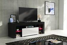 Mueble TV gabinete de TV Soporte de la TV más de 120cm - 130cm alto brillo