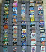 Nintendo Entertainment System NES Games ✨BUY MORE & SAVE✨ USA Authentic TESTED!