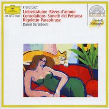 CD musicali classici e lirici pianoforte love
